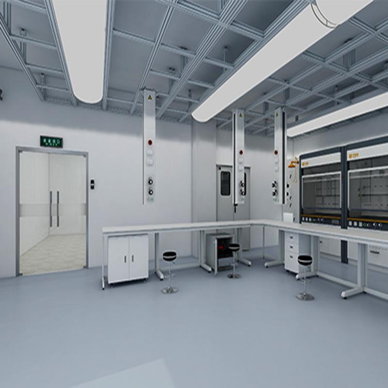 广东某某医院某某人民医院PCR实验室建设项目