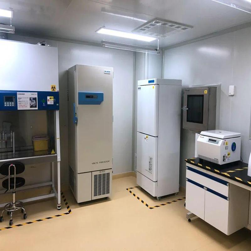 阳江某某12F PCR核酸检测实验室建设工程