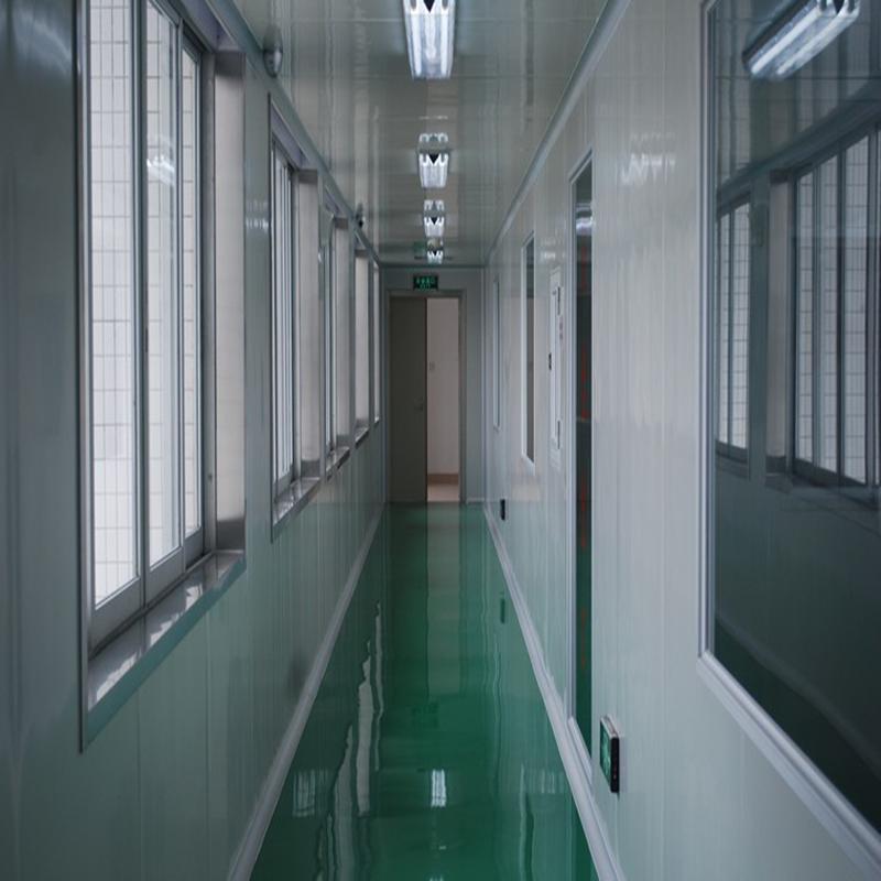 阳江市某某医院门诊部三楼核酸检测实验室工程