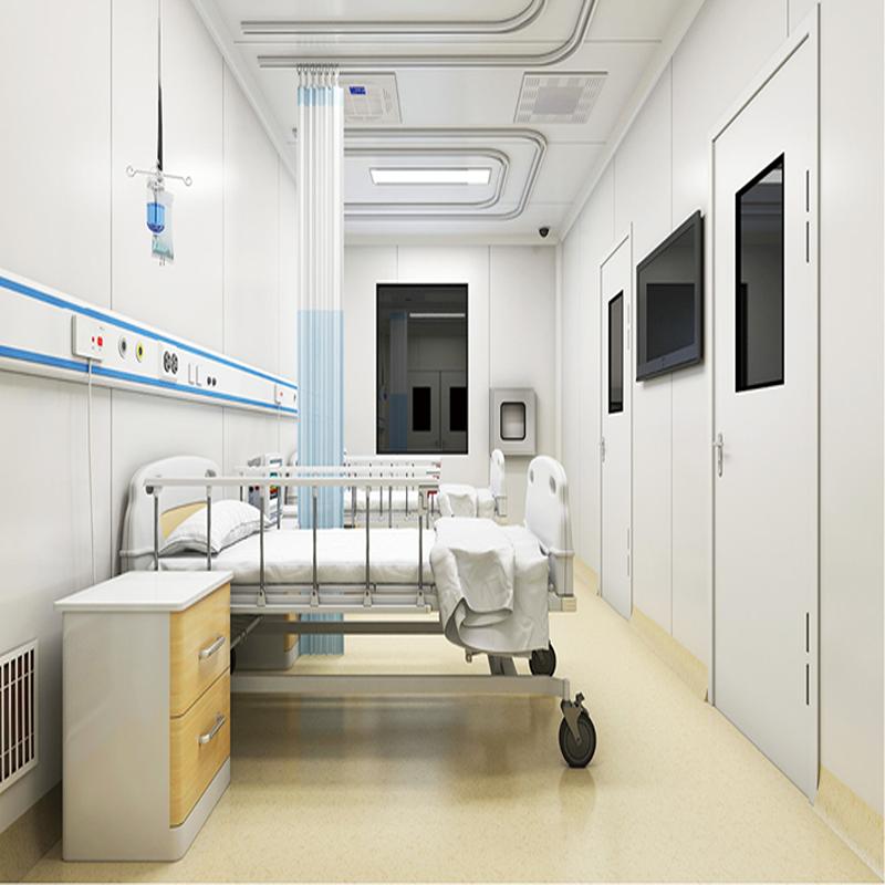 阳江市某某卫生院 负压隔离病房